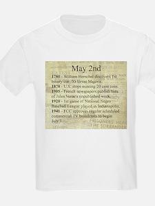 May 2nd T-Shirt