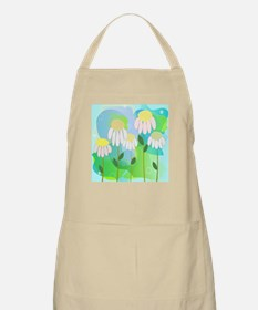 Whimsical Daisies Apron