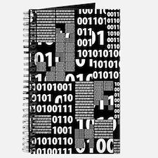 Binary in Black White Journal