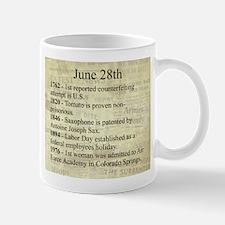 June 28th Mugs