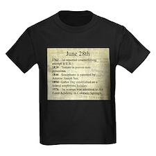 June 28th T-Shirt