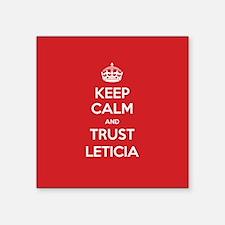 Trust Leticia Sticker
