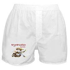 Kyokushin Dragon Boxer Shorts