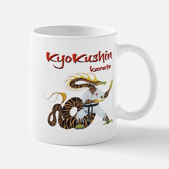 Kyokushin Dragon Mugs