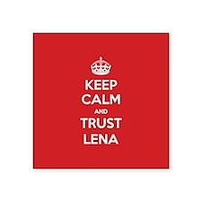 Trust Lena Sticker