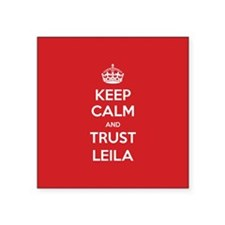 Trust Leila Sticker