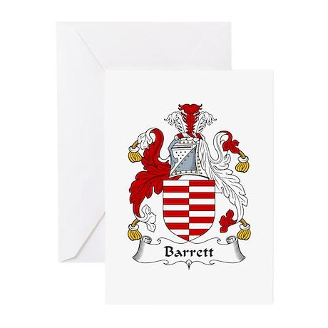 Barrett Greeting Cards (Pk of 10)
