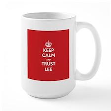 Trust Lee Mugs