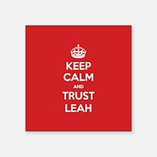 Trust Leah Sticker
