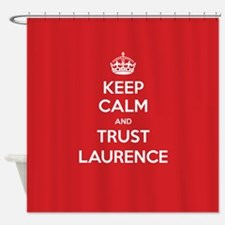 Trust Laurence Shower Curtain