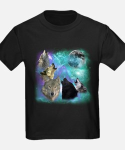 Wolves Coven Emeral night T-Shirt