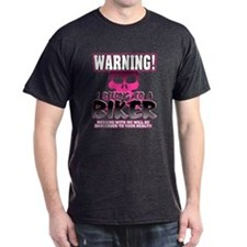 Biker Warning T-Shirt