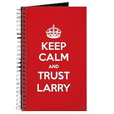 Trust Larry Journal