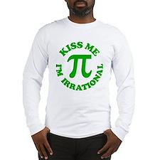 Pi Day Long Sleeve T-Shirt