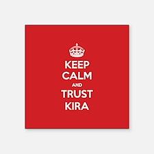 Trust Kira Sticker
