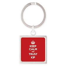 Trust Kip Keychains