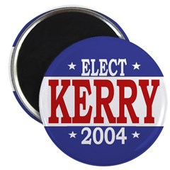 Elect Kerry Magnet (100 pk)