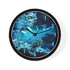 BigEye Emperor Wall Clock