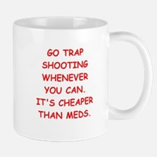 trap shooting Mugs