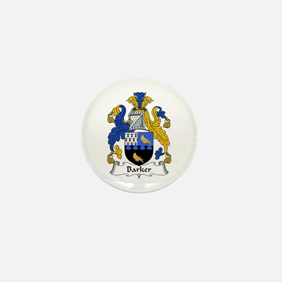 Barker (Tipperary) Mini Button