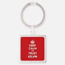 Trust Kelvin Keychains