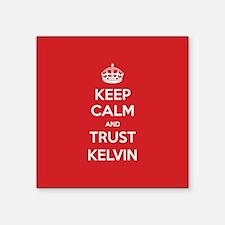Trust Kelvin Sticker