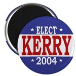 Elect Kerry 2004 Magnet
