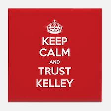 Trust Kelley Tile Coaster
