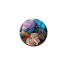 Unique Yarn Mini Button (10 pack)