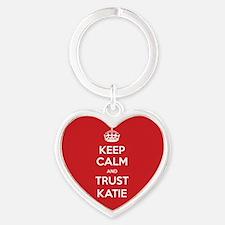 Trust Katie Keychains