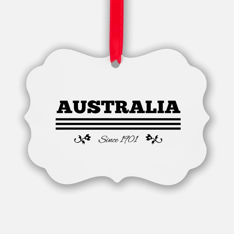 AUSTRALIA since 1901 Ornament