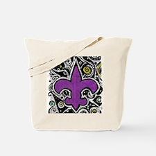 mardi gras pillow (4) Tote Bag