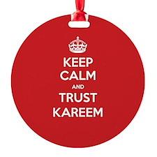 Trust Kareem Ornament