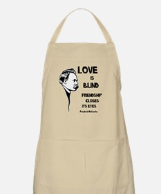 Love is Blind Apron