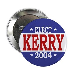 Elect Kerry 2004 Button