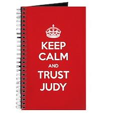 Trust Judy Journal