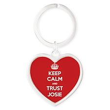 Trust Josie Keychains