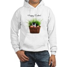 Happy Easter Boston Terrier Hoodie