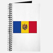 Flag of Moldova NO Txt Journal