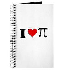 I Heart Pi Journal
