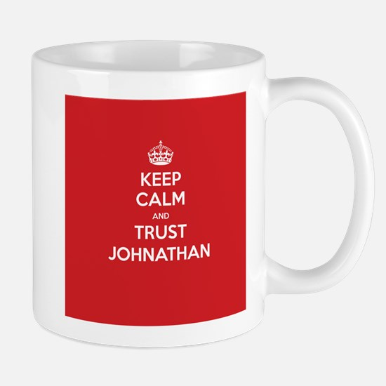 Trust Johnathan Mugs