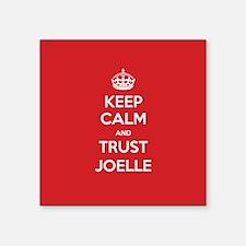 Trust Joelle Sticker