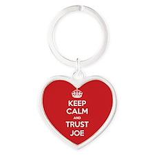 Trust Joe Keychains