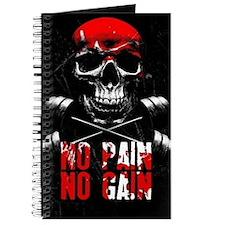 No Pain No Gain Journal