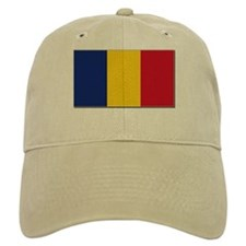 Romania Flag Baseball Cap