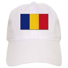 Romania Flag Baseball Cap
