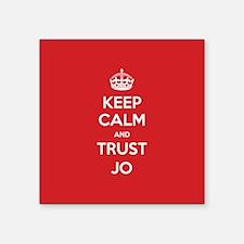 Trust Jo Sticker