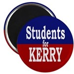 Students for Kerry Magnet (10 pack)