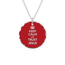 Trust Jesus Necklace