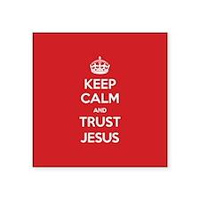 Trust Jesus Sticker